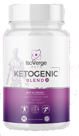 IsoVerge Keto Pills - Which Included Regular Exvercise & a Nutritious Diet!