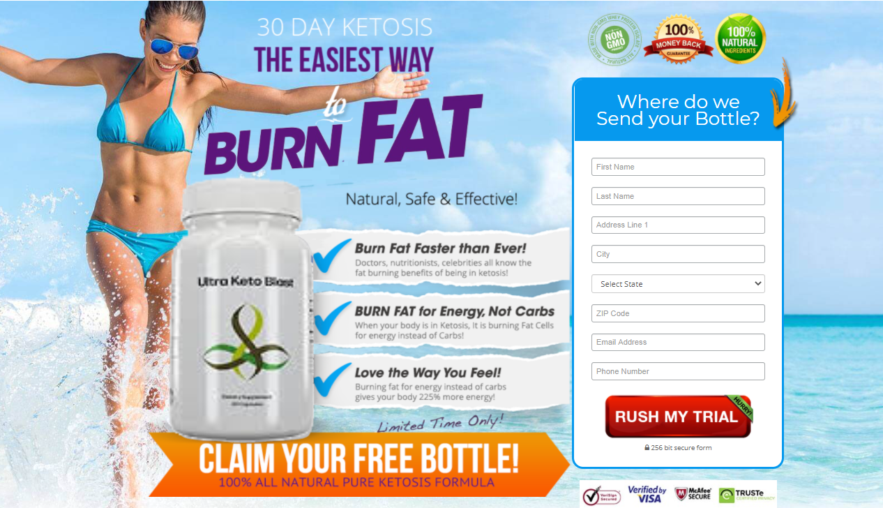 "Ultra Keto Blast Pills ""UPDATE 2020"" Price, Scam, Reviews, Benefits?"