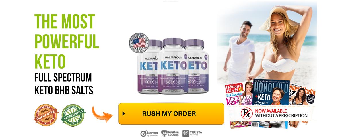 Warrior Keto Pills *2021* Do Warrior Keto Diet Really Work? Find Out Here