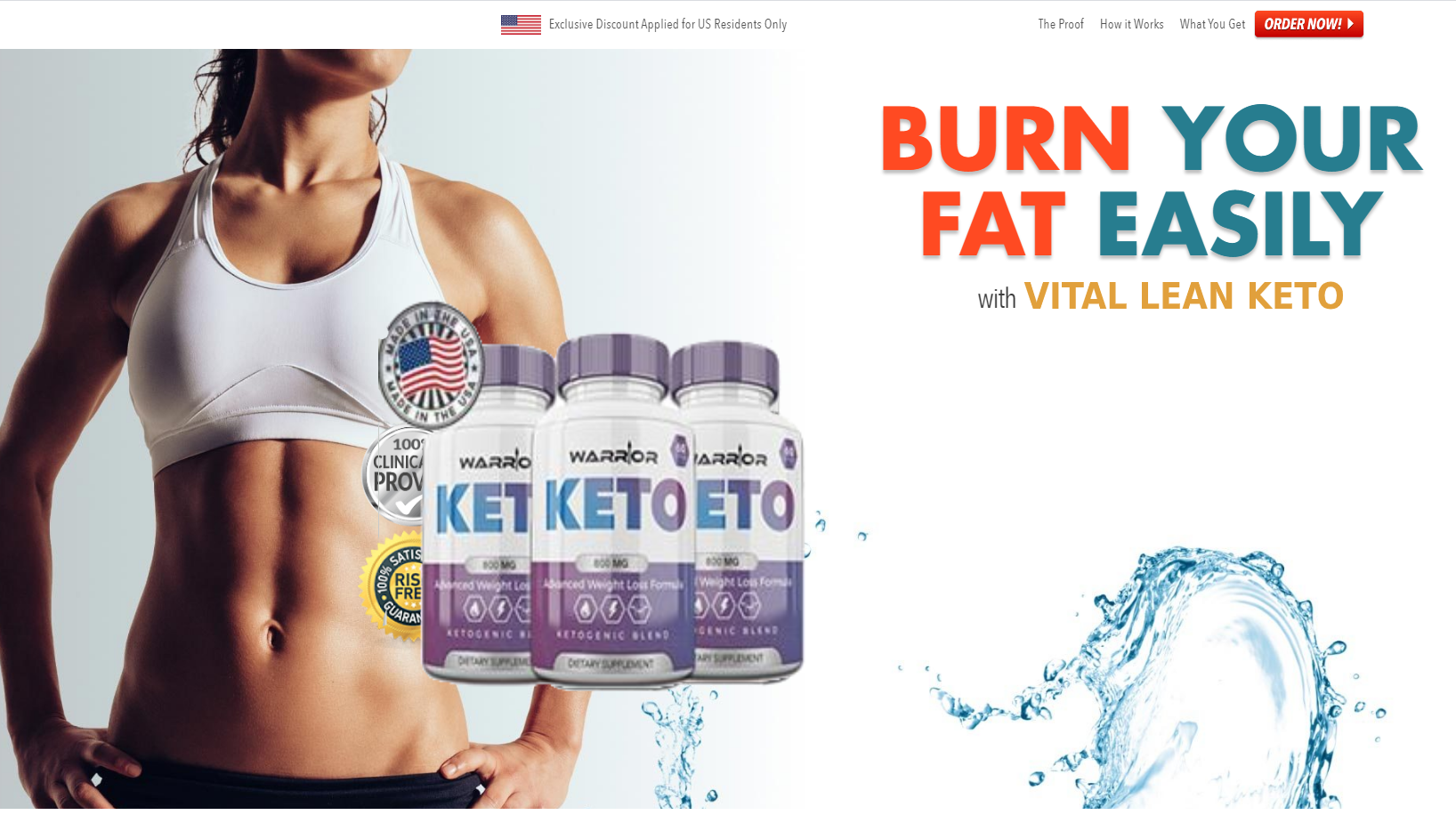Warrior Keto Pills *2021* Do Warrior Keto Diet Really Work? Find Out Here