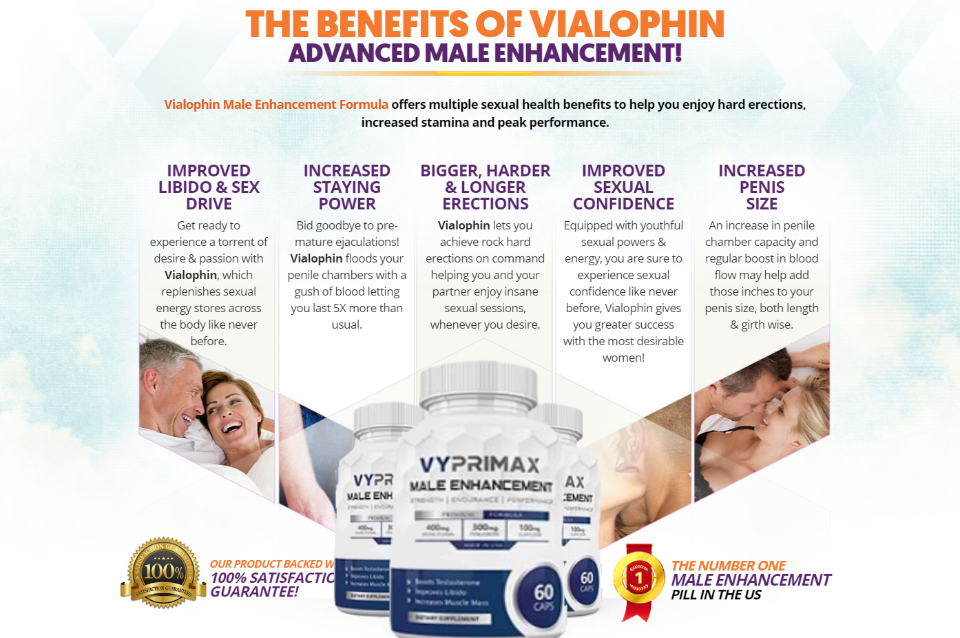 Vyprimax *Vyprimax Male Enhancement* Price, Scam, Benefits, Reviews?