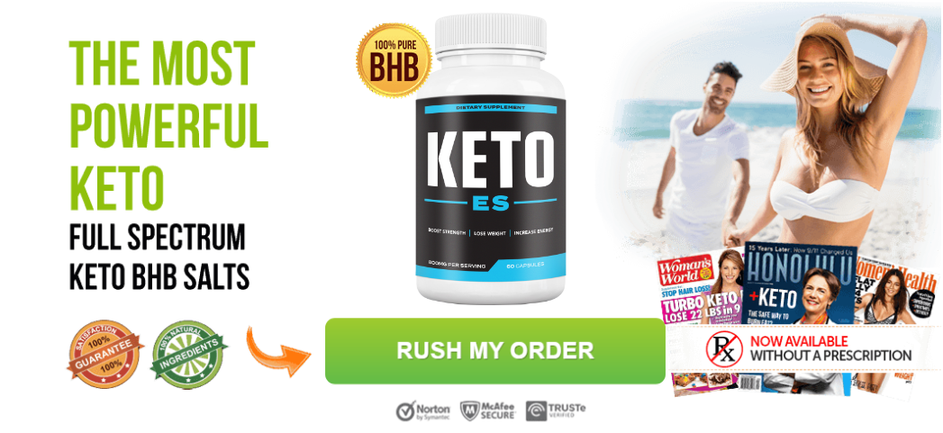 Keto ES | Shark Tank (UPDATE 2021) Reviews: Does Its Really Works?