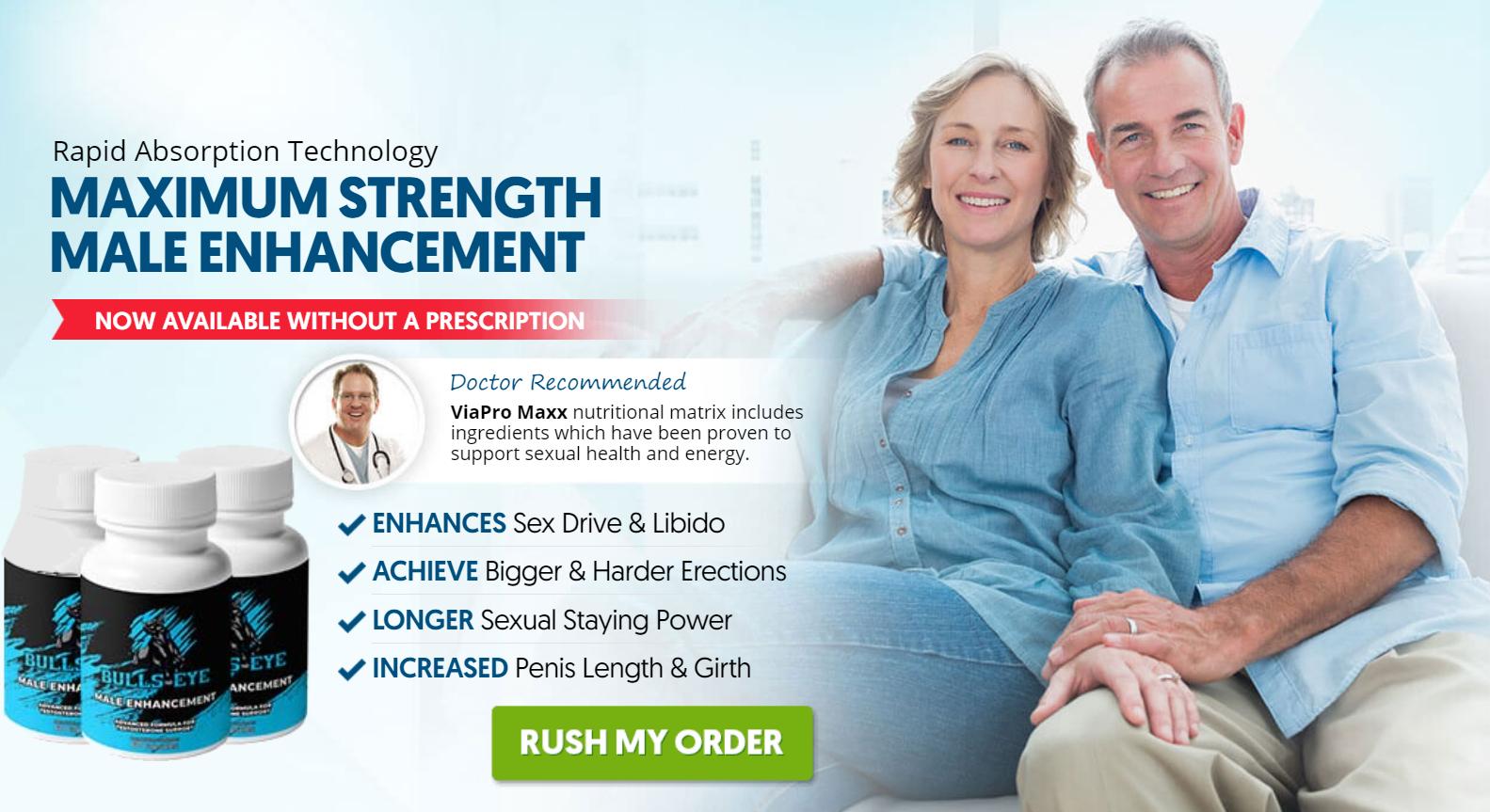 "Bulls Eye Male Enhancement® (Upgrade 2021) ""Pros & Cons"" How it Buy?"