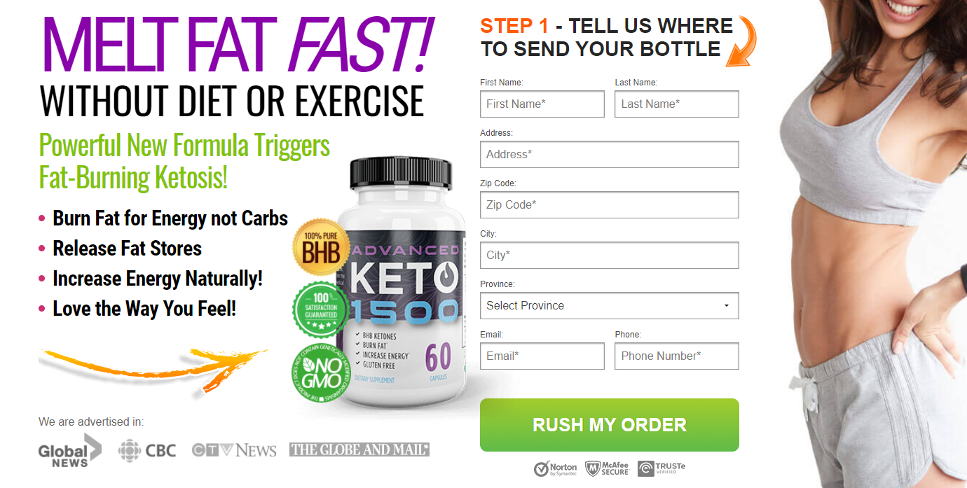 Keto Advanced 1500 Reviews [Upgrade 2021] Price, Scam, Ingredients?