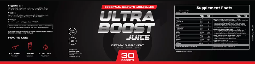 Ultra Boost Juice [Ultra Boost Juice Male Enhancement] Its Really Works?