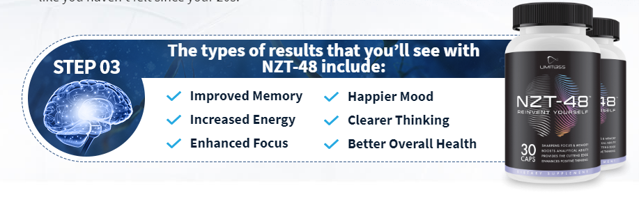 """Nzt-48 Limitless Reviews """"100% Legit Brain Pills"""" Does Its Really Works?"""