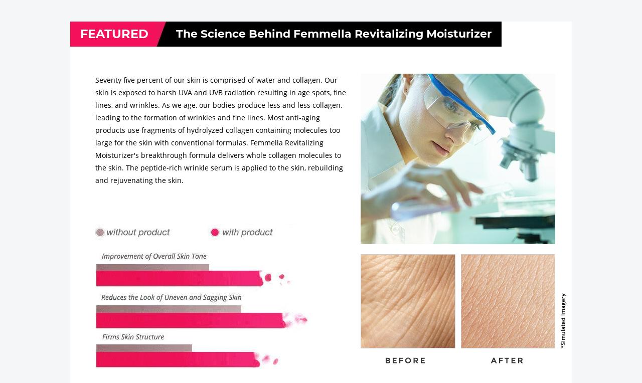 Femmella Cream® (Femmella Revitalizing Moisturizer) Its Really Works?