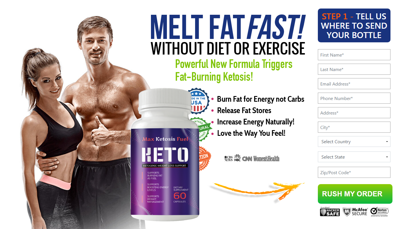 Max Ketosis Fuel Keto - Ingredients, Benefits, Side Effects, Reviews?
