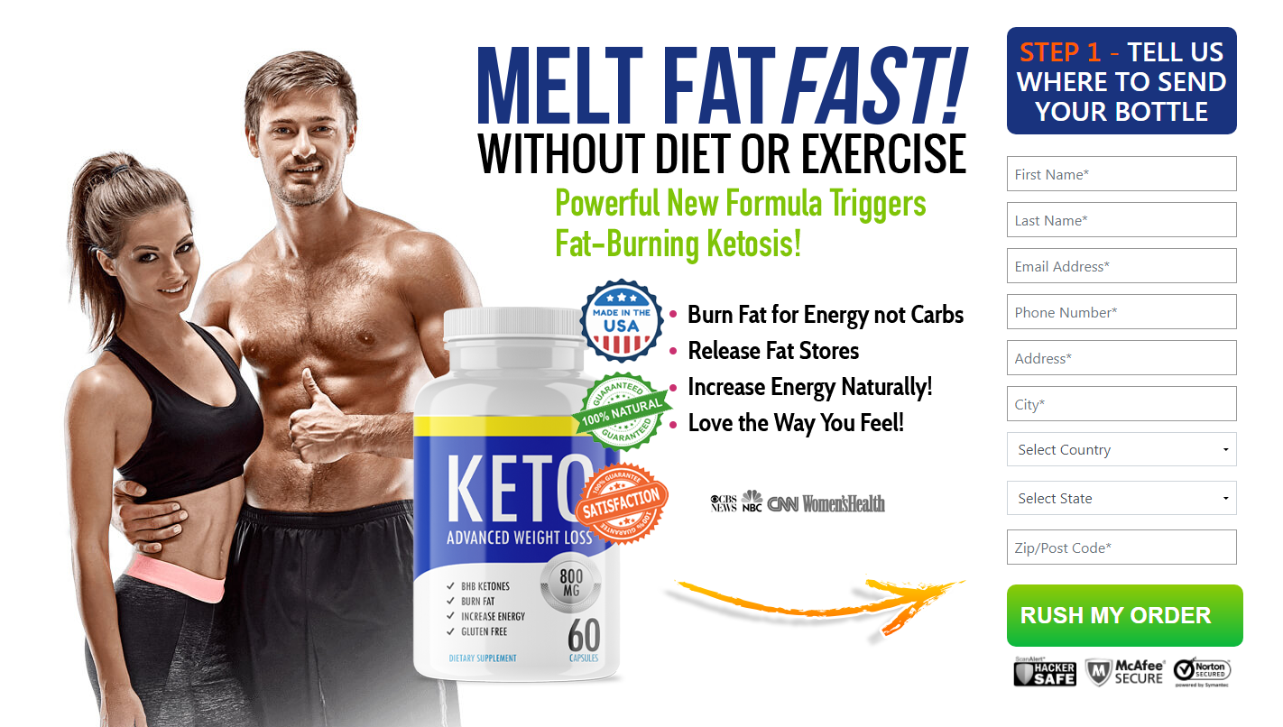 Advanced Keto Blue Reviews - How it Uses - Does Its Really Works?