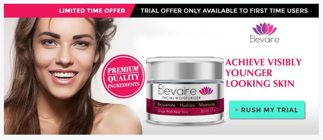 Elevaire Facial Moisture: {Don't Buy} Anti Aging Skin Care Formula!